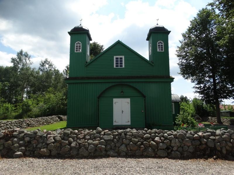 Dzień XII - Meczet w Kruszynianach - Najstarszy Tatarski Meczet w Polsce