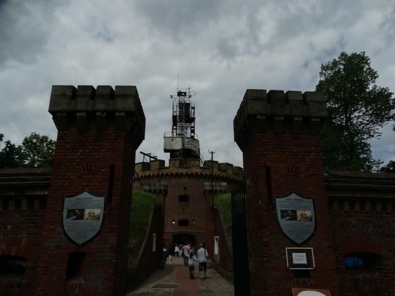 Dzień III - Fort Anioła Świnoujście
