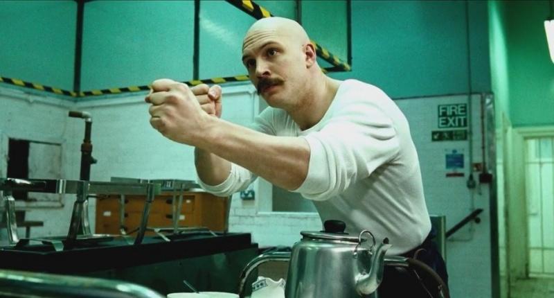 Tom Hardy w filmie