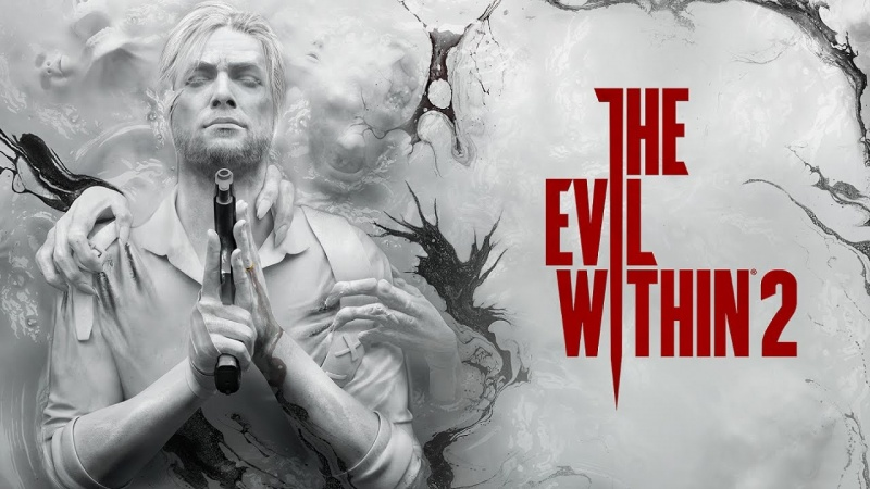 "Poster z gry ""The Evil Within 2"" (źródło: youtube.com)"