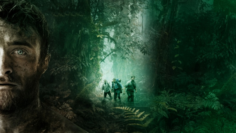 """Poster z filmu """"Dżungla"""" (źródło: materiały prasowe)"""