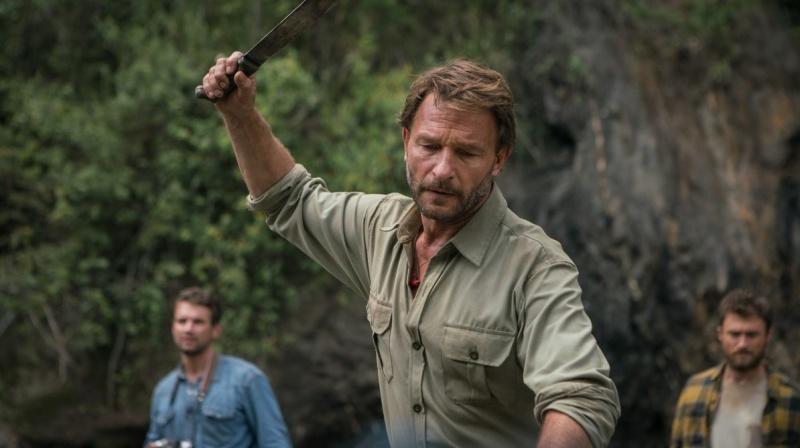 """Kadr z filmu """"Dżungla"""" (źródło: materiały prasowe)"""