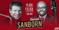 Wybitny amerykański saksofonista David Sanborn zagra w Krakowie i Warszawie!  - David Sanborn;saksofonista;amerykański;jazz;muzyczna uczta;koncerty;Kraków;Warszawa