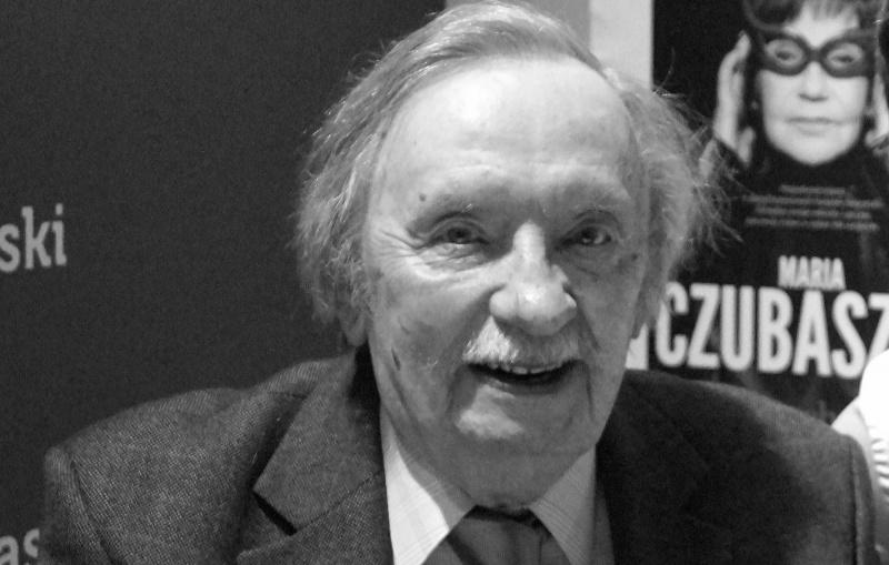 Wojciech Pokora na Warszawskich Targach Książki w 2016 roku (fot. Ja Fryta/wikimedia.org)