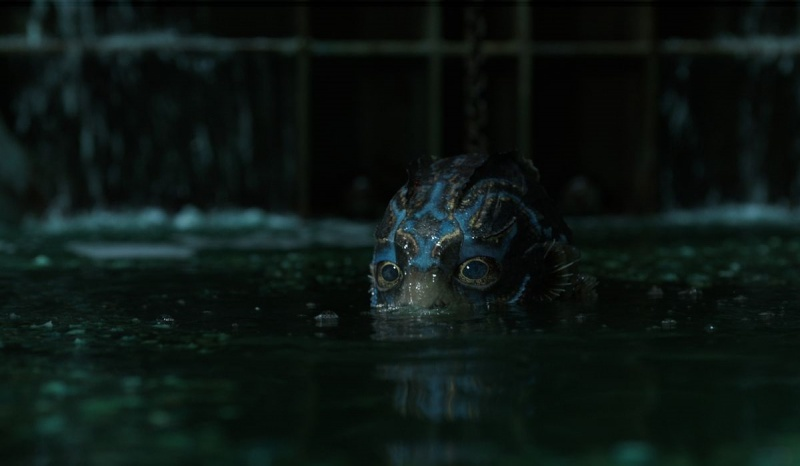 """Kadr z filmu """"Kształt wody"""" (źródło: youtube.com)"""