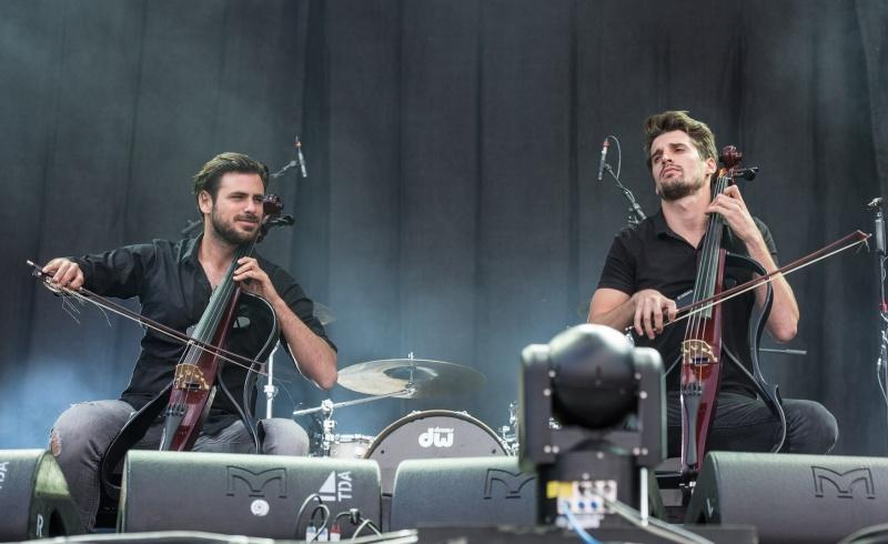 2Cellos (źródło: wikimedia.org/fot. Stefan Brending)