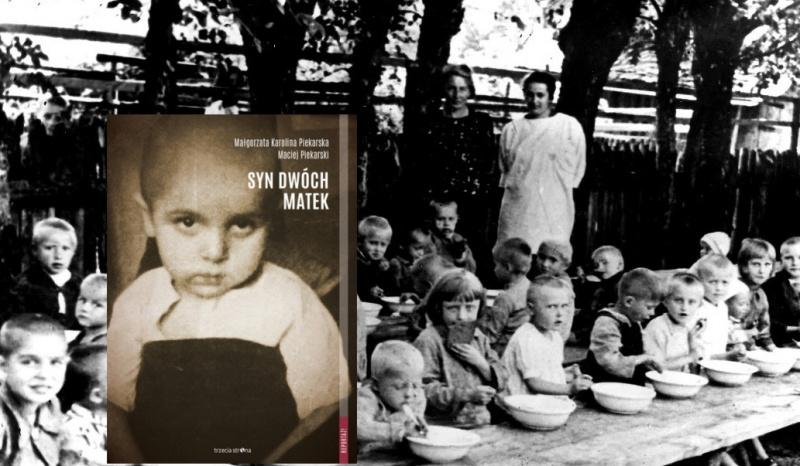 Dzieci w ochronce Zamoyskich (źródło: youtube.com/screenshot/archiwum Muzeum Zamojskiego)