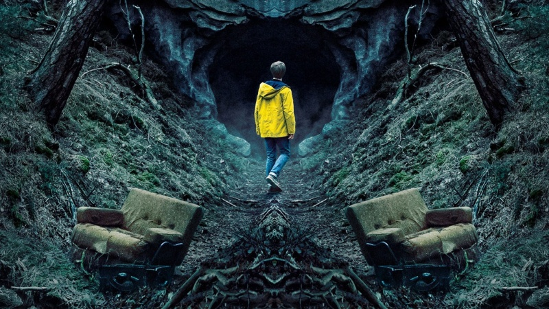 """Poster z serialu """"Dark"""" (źródło: materiały prasowe)"""