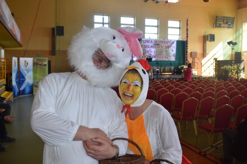 """XX Powiatowa Wystawa """"Stoły Wielkanocne na Kujawach"""" - Baruchowo 2018 (fot. PJ)"""