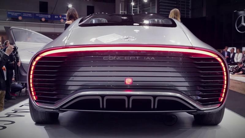 Targi Motor Show 2018 (źródło: youtube.com/screenshot)