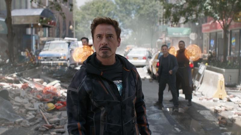 """Kadr z filmu """"Avengers: Wojna bez granic"""" (źródło: materiały prasowe)"""