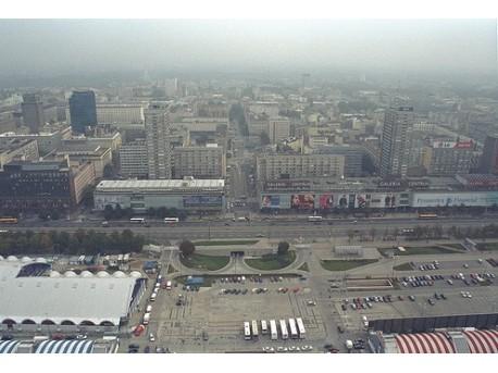 Warszawa  źródło: flickr.com (aut. zdj.: hsivonen)