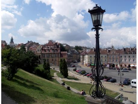 Lublin  źródło: www.trekearth.com