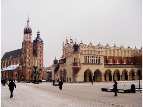 Kraków  źródło: flickr.com (aut. zdj.: BONSARI)