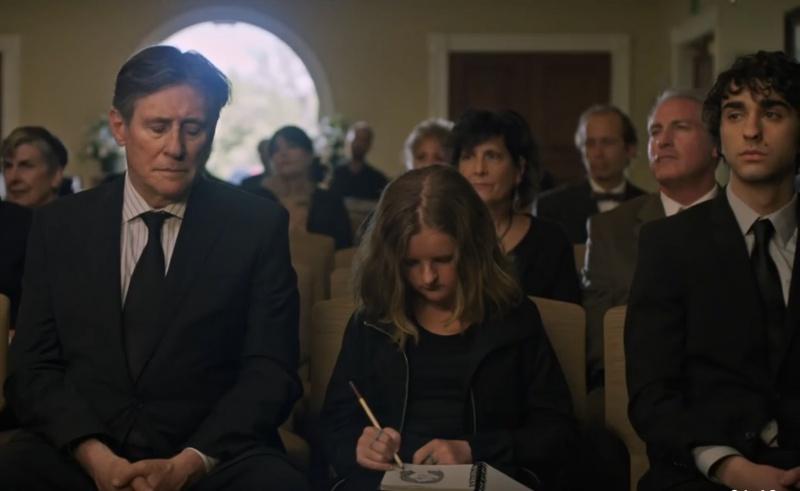 """Kadr z filmu """"Dziedzictwo. Hereditary"""" (źródło: youtube.com)"""