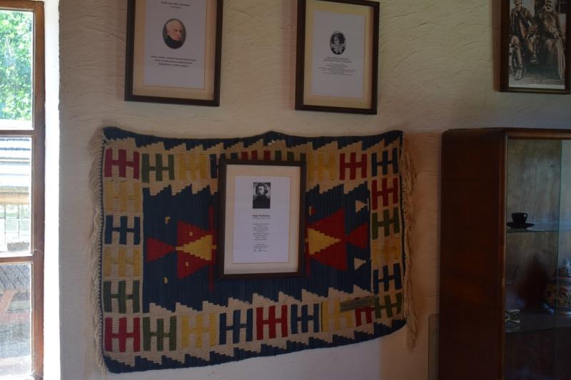 Szymbark - wnętrze domu przyjaźni polski-tureckiej (fot. PJ)