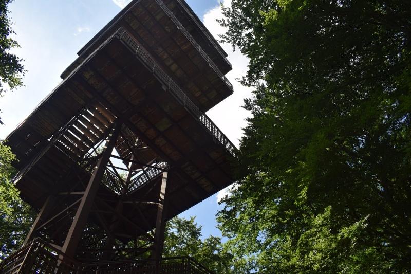 Szymbark - Wieżyca (fot. PJ)