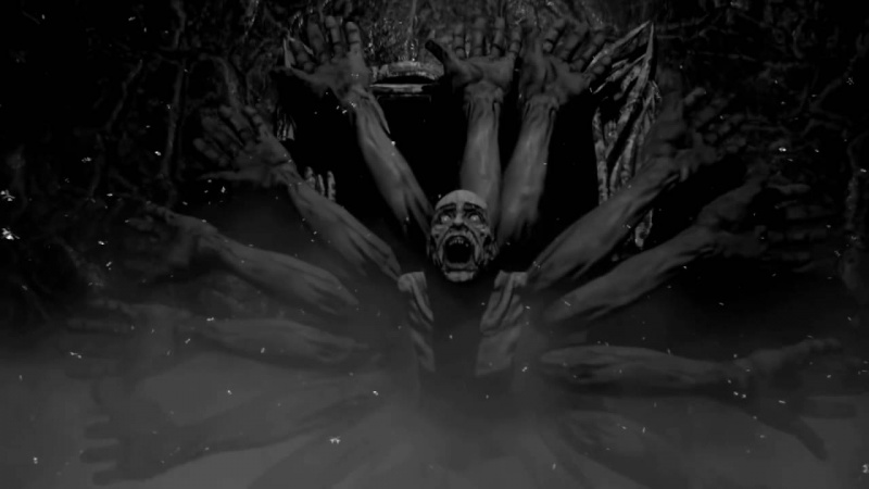 """Screen z gry """"Agony"""" (źródło: youtube.com)"""