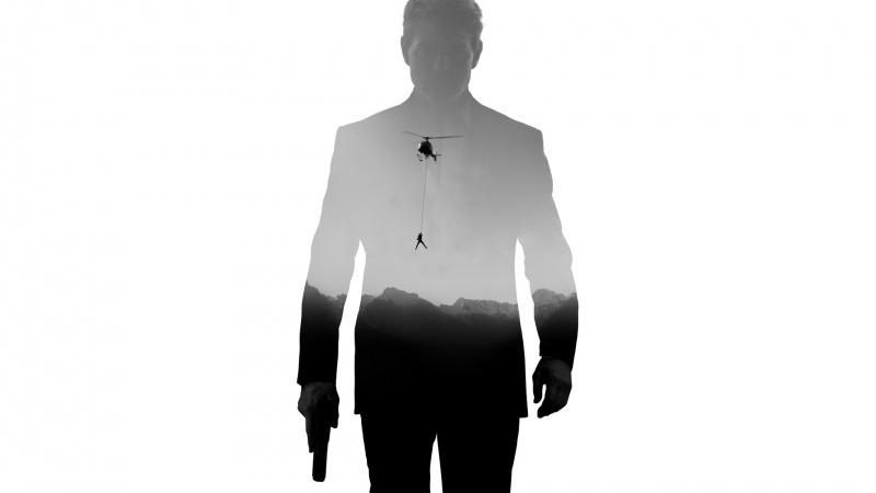 """Plakat filmu """"Mission: Impossible - Fallout"""" (źródło: materiały prasowe)"""