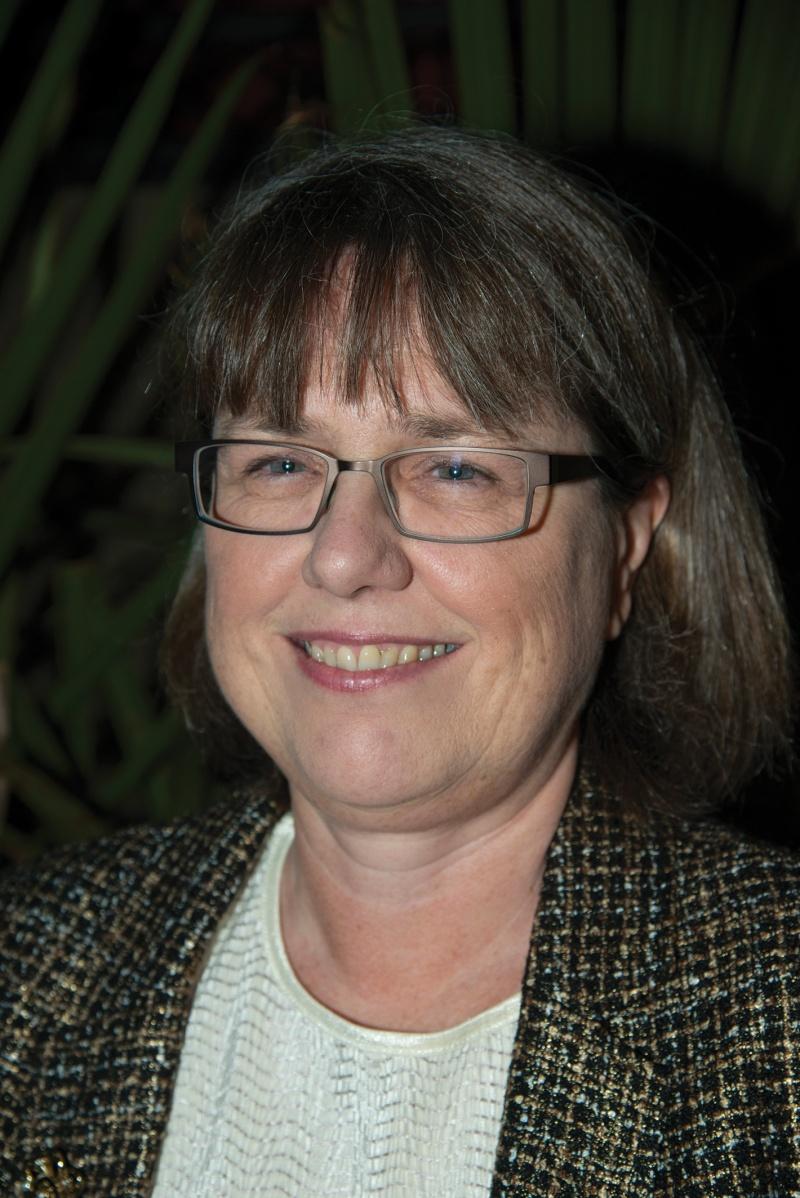 Donna Strickland (źródło: wikimedia.org/fot. Laurence L. Levin)