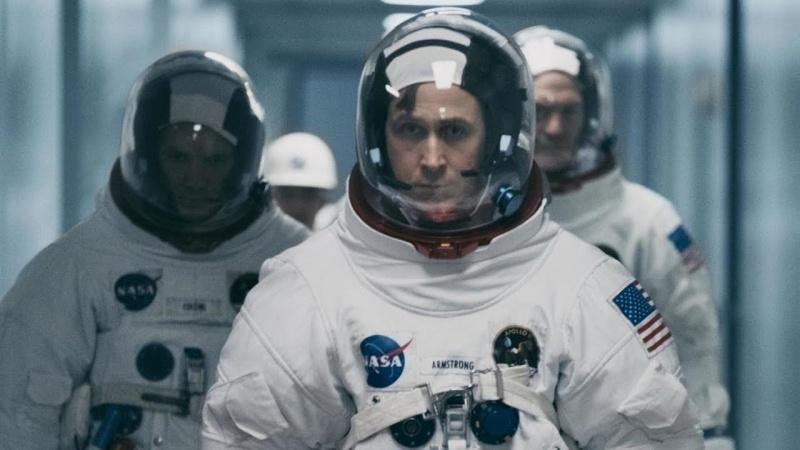 """Kadr z filmu """"Pierwszy człowiek"""" (źródło: materiały prasowe)"""