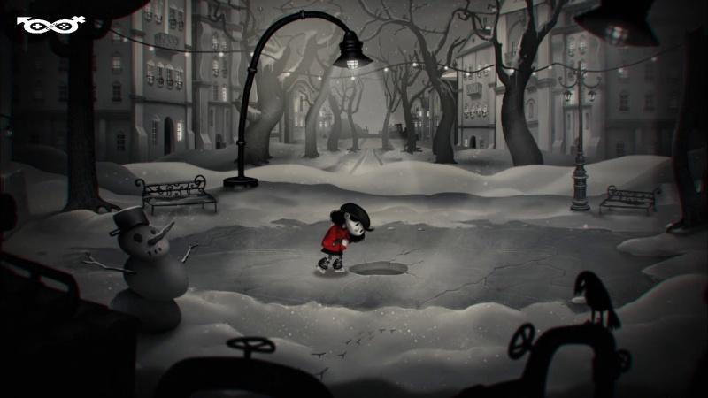 """Screen z gry """"My Memory of Us"""" (źródło: youtube.com)"""