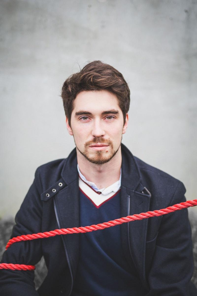 Michał Burek (fot. Anika Kasza)