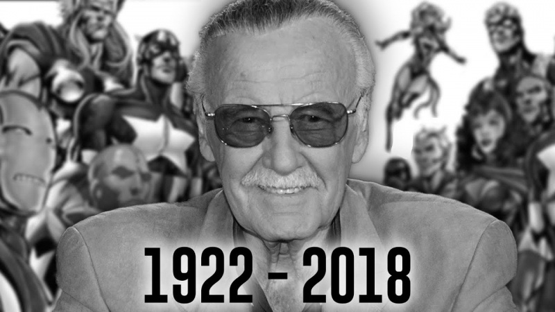 Stan Lee (źródło: youtube.com)
