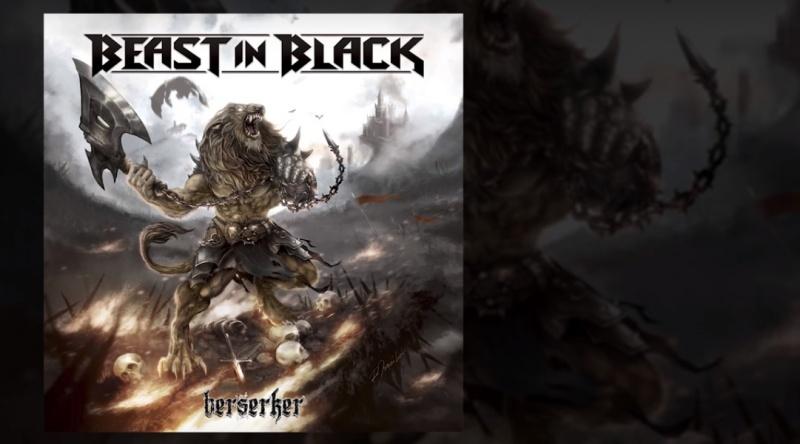 """Okładka albumu """"Berserker"""" (źródło: youtube.com/screenshot)"""