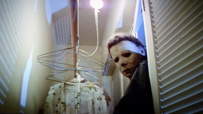 """Kadr z filmu """"Halloween"""" (źródło: www.splatfilmfest.com)"""
