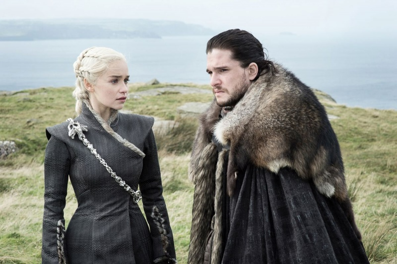 """Kadr z 7 sezonu serialu """"Gra o tron"""" (źródło: HBO/materiały prasowe)"""