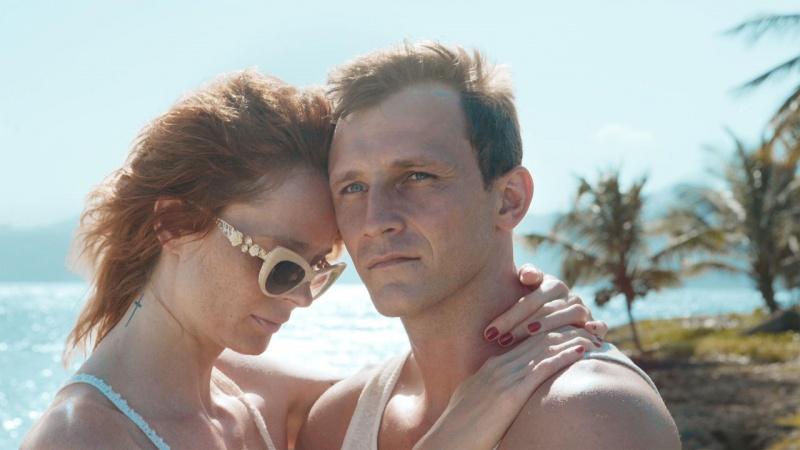"""Kadr z serialu """"Ślepnąc od świateł"""" (źródło: materiały prasowe HBO)"""