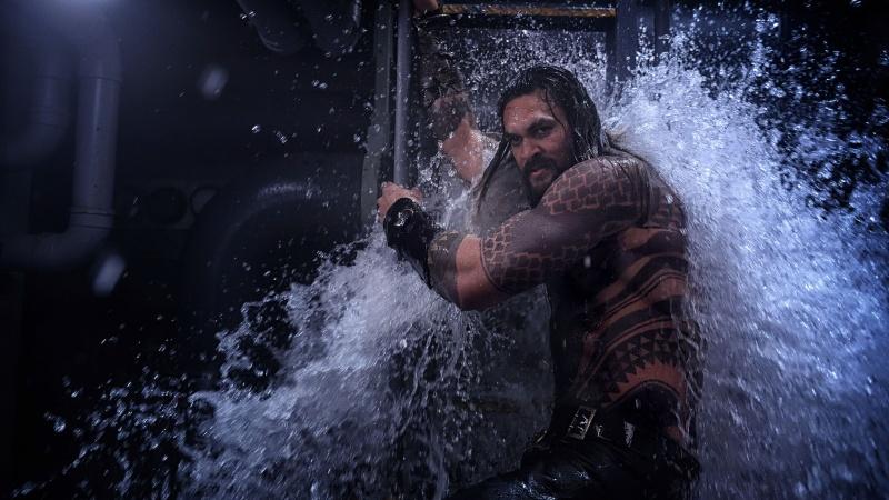 """Kadr z filmu """"Aquaman"""" (źródło: materiały prasowe)"""