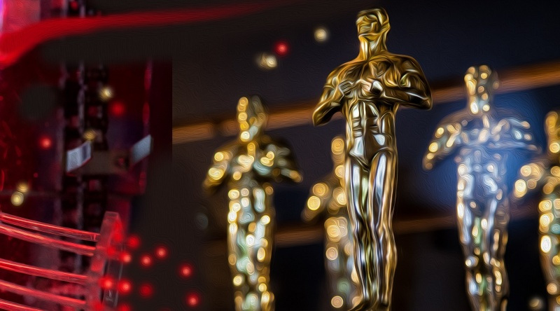 Statuetki Oscara (źródło: pxhere.com)