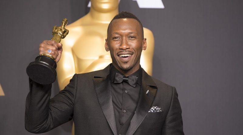 Mahershala Ali (źródło: www.flickr.com/photos/disneyabc)