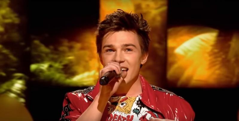 Oscar Jensen (źródło: youtube.com/screenshot)