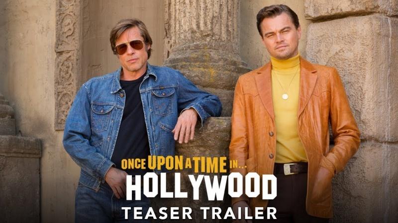"""Kadr z filmu """"Pewnego razu w... Hollywood"""" (źródło: youtube.com/screenshot)"""