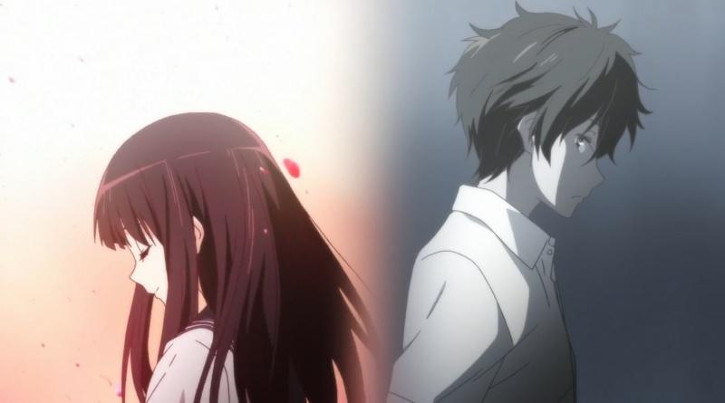 """Zdjęcie ilustracyjne (źródło: kadr z z anime """"Hyouka"""")"""