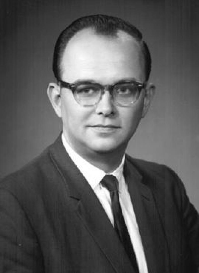 Hugh Everett (źródło: wikimedia.org)