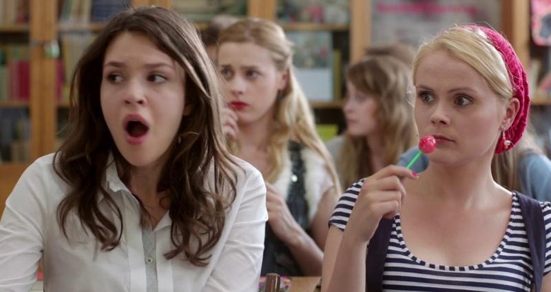 """Kadr z filmu """"Studniówk@"""" (źródło: youtube.com)"""