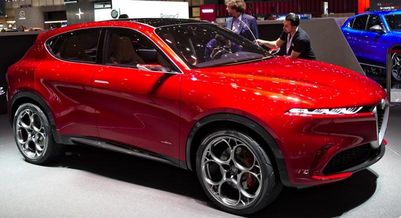 Alfa Romeo SUV Tonale (źródło: wikimedia.org)