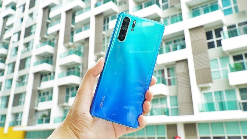 Huawei P30 Pro (fot. YouTube.com/screenshot)