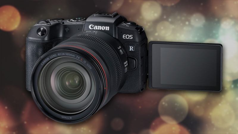 Canon EOS RP (fot. fstoppers.com)