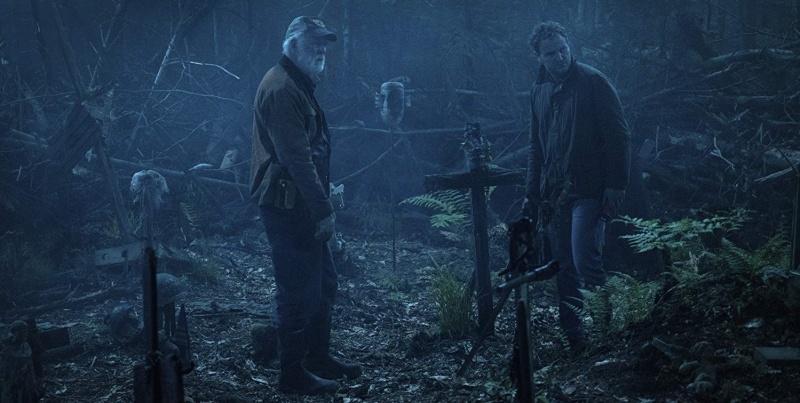 """Kadr z filmu """"Smętarz dla zwierzaków"""" (źródło: imdb.com)"""