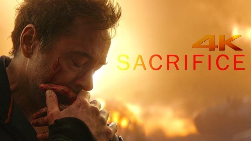"""Avengers: Sacrifice"" - piękny hołd dla bohaterów Marvela (źródło: youtube.com/screenshot)"