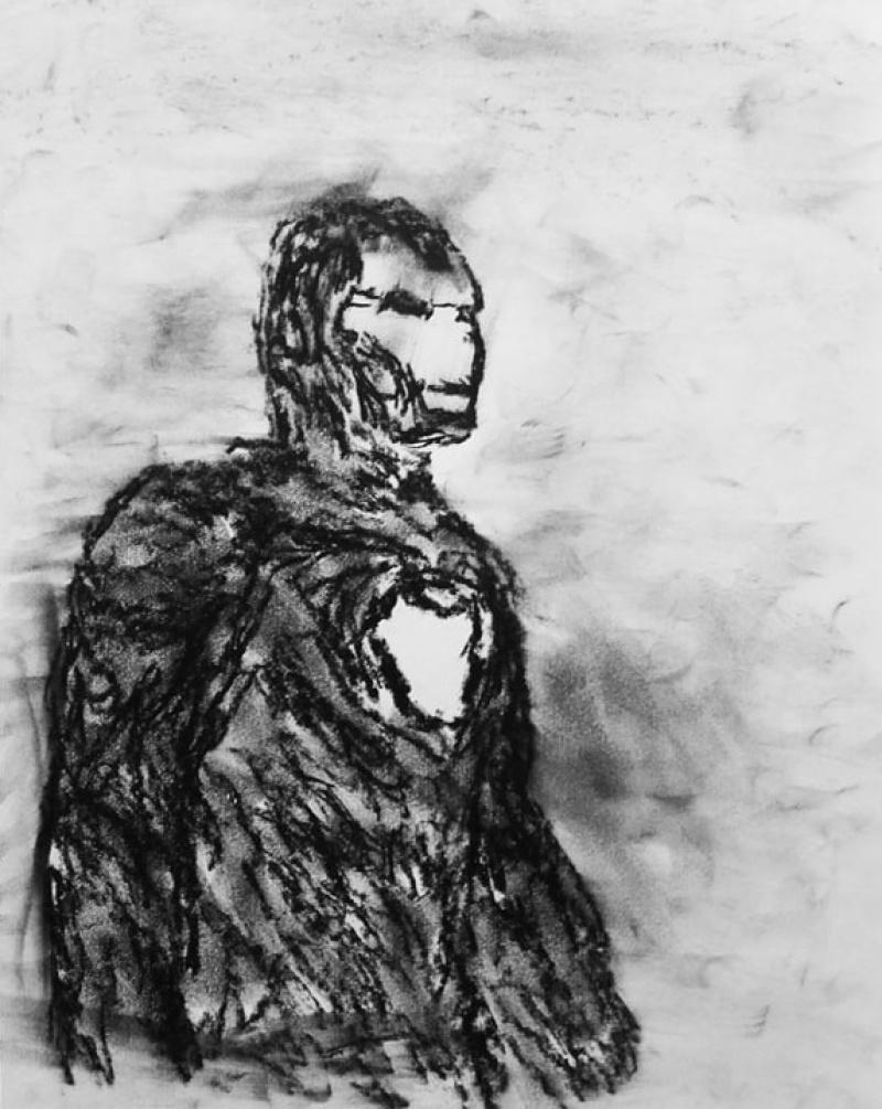 Iron Man szkic - praca autorska (www.instagram.com/p/Bwue86rAWbv) https://www.instagram.com/p/Bwue86rAWbv/