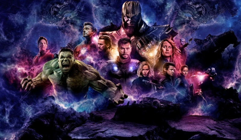 Avengers Endgame Wallpaper (www.guidingtech.com)