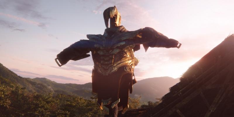 """Kadr z filmu """"Avengers: Koniec gry"""" (źródło: youtube.com)"""