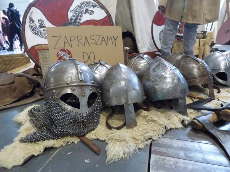 Pyrkon 2019 - Naprzód waleczni Wikingowie (fot. Małgosia Morawska)