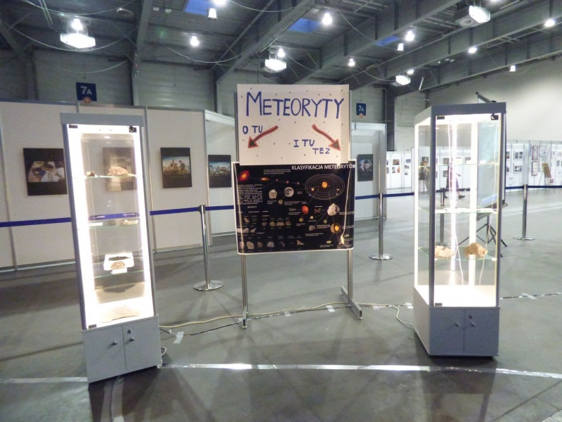 Pyrkon 2019 - Tak, kosmicznych skał było całkiem sporo :) (fot. Małgosia Morawska)
